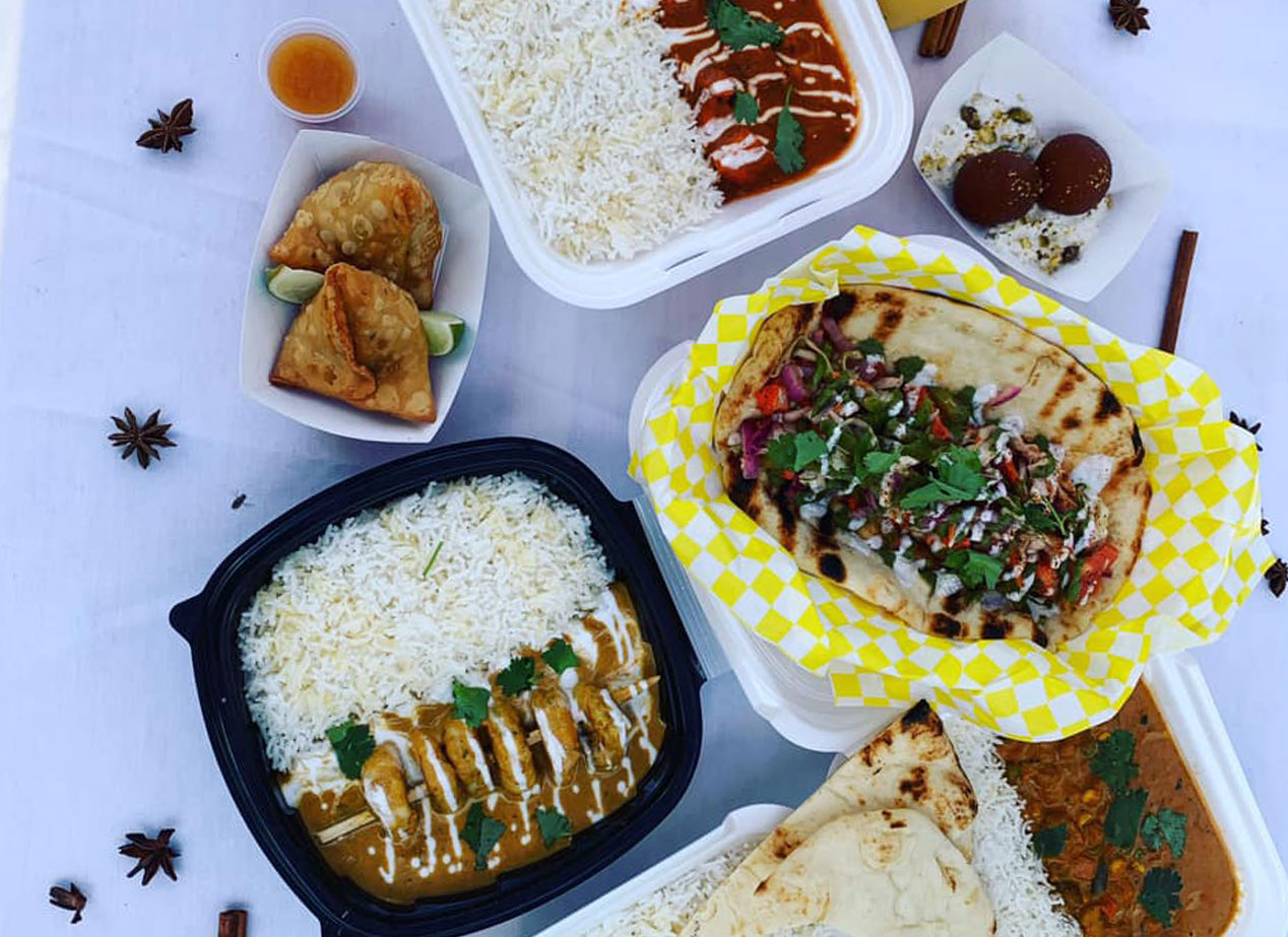 Indian Food Catering Naples, Florida | I Love Curry